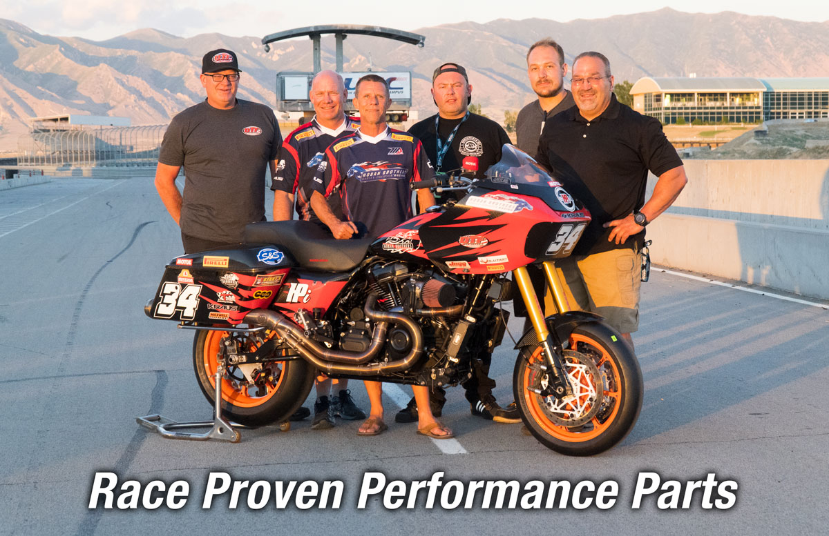 DTF Performance - Race-proven Parts